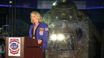 Michelle Lucas - 2014 Space Camp Hall of Fame Induction Ceremony