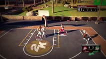 NBA 2K15 My Park Ankle Breakers Pt 3