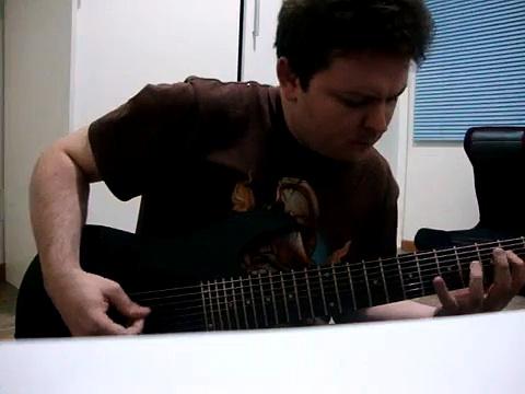 Deftones – Romantic Dreams (Guitar Cover) – 8 Strings