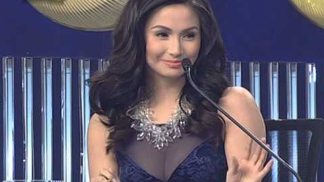 Mariel Rodriguez sings 'Without You' on Showtime