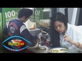 Joshua cooks special breakfast for Jane in PBB