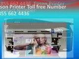 Get Help- #1 855 662 4436 Epson Printer Not Responding-Printer Not Connecting- Printer Tech Support