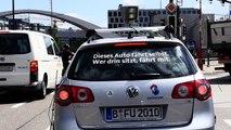 Swisscom teste une voiture autopilotée à Zurich