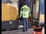 Trains at Nijmegen and Venlo, The Netherlands treinen nederland spoorwegen NS holland