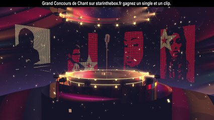 Star in The Box - Teaser Concours Star in The Box