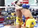 Muay Thai highlights from Thailand (2007)