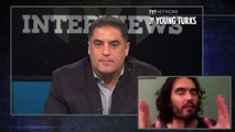 Russell Brand Must Choose: Trump, Hannity Or Piers Morgan? His Answer Is Perfect
