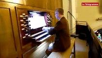 Lorient. L'orgue de Kerentrech se fait de nouveau entendre