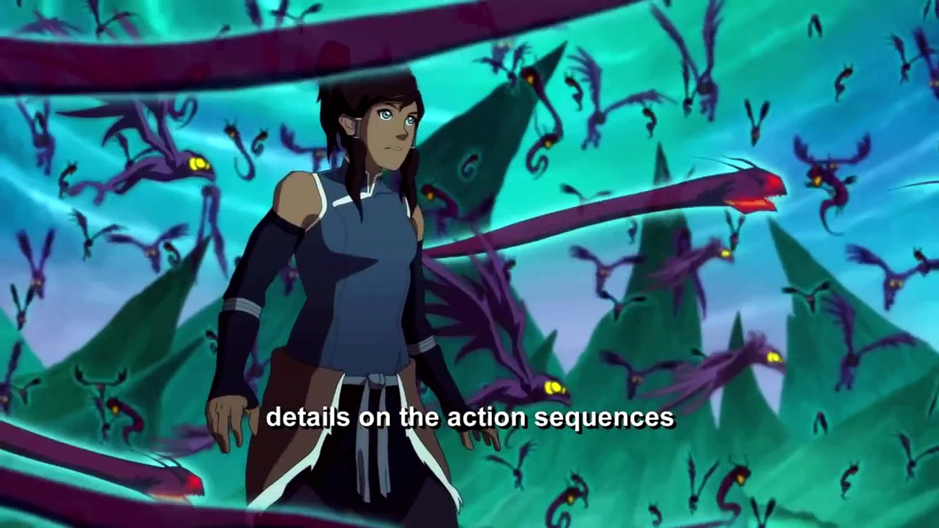 The Legend of Korra Video Game  Behind The Scenes with PlatinumGames   PS4, PS3