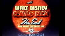 Opening and Closing to Walt Disney Cartoon Classics Donald Duck's First 50 Years VHS 1984