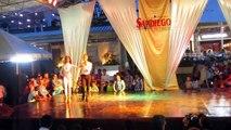 IV Encuentro Nacional de Salsa ~ Parejas Bachata ~ Daniela Zapata & Alejandro Sánchez