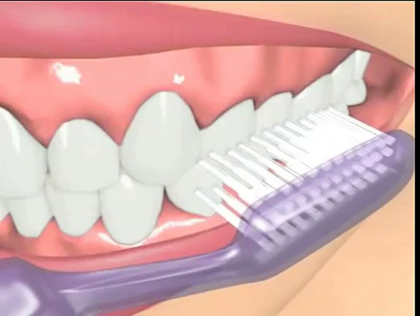 tooth brushing bass technique - video Dailymotion