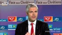 """L. Wauquiez - Chrétiens d'Orient : """"Les accueillir, c'est accepter la défaite"""""""