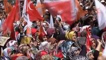 Kütahya- 5- Başbakan Davutoğlu Kütahya Mitinginde Konuştu