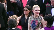 """Cate Blanchett confie avoir eu """"de nombreuses fois"""" des relations avec des femmes"""