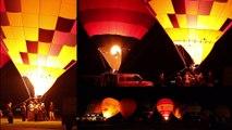 Mondial Air Ballon 2011 - Ligne de Nuit