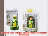 Frog Prince candle raffle gifts romantic European candle candle creative gifts