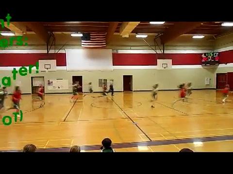 Millie's AAU Basketball Highlights