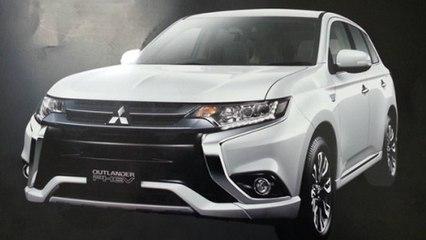 2016 New Mitsubishi Outlander Leaked (India-Bound)