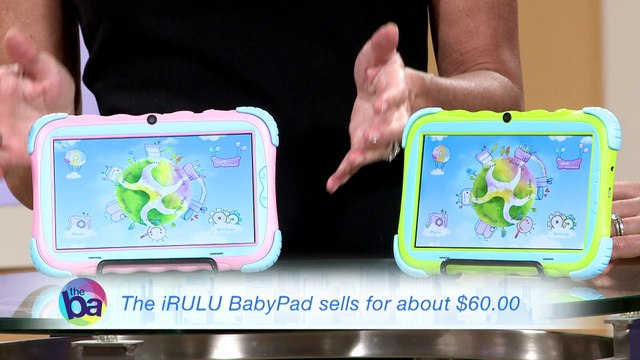 """""""THE BALANCING ACT"""" team learn About An Affordable Tablet Made For Children"""
