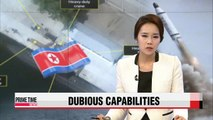 U.S. expert downplays N. Korea's submarine-launched ballistic missile test
