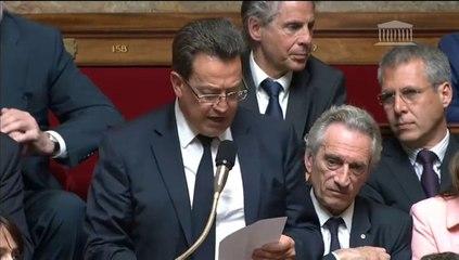 Philippe Cochet - Loi de modernisation du système de santé