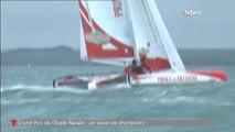 Grand Prix Guyader : Succès du bateau Diam 24 (Finistère)