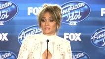 Jennifer Lopez on American Idol Axed