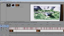 Adding a Watermark - Sony Vegas - Text, Image and Moving Watermark