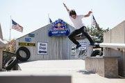Red Bull Hart Lines Skateboarding in Slow Motion