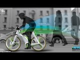 New bike with in-built purifier eats pollution