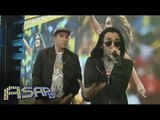 Luis Manzano raps with Ron Henley on ASAP