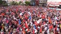 Uşak - Başbakan Davutoğlu Uşak Mitinginde Konuştu 3