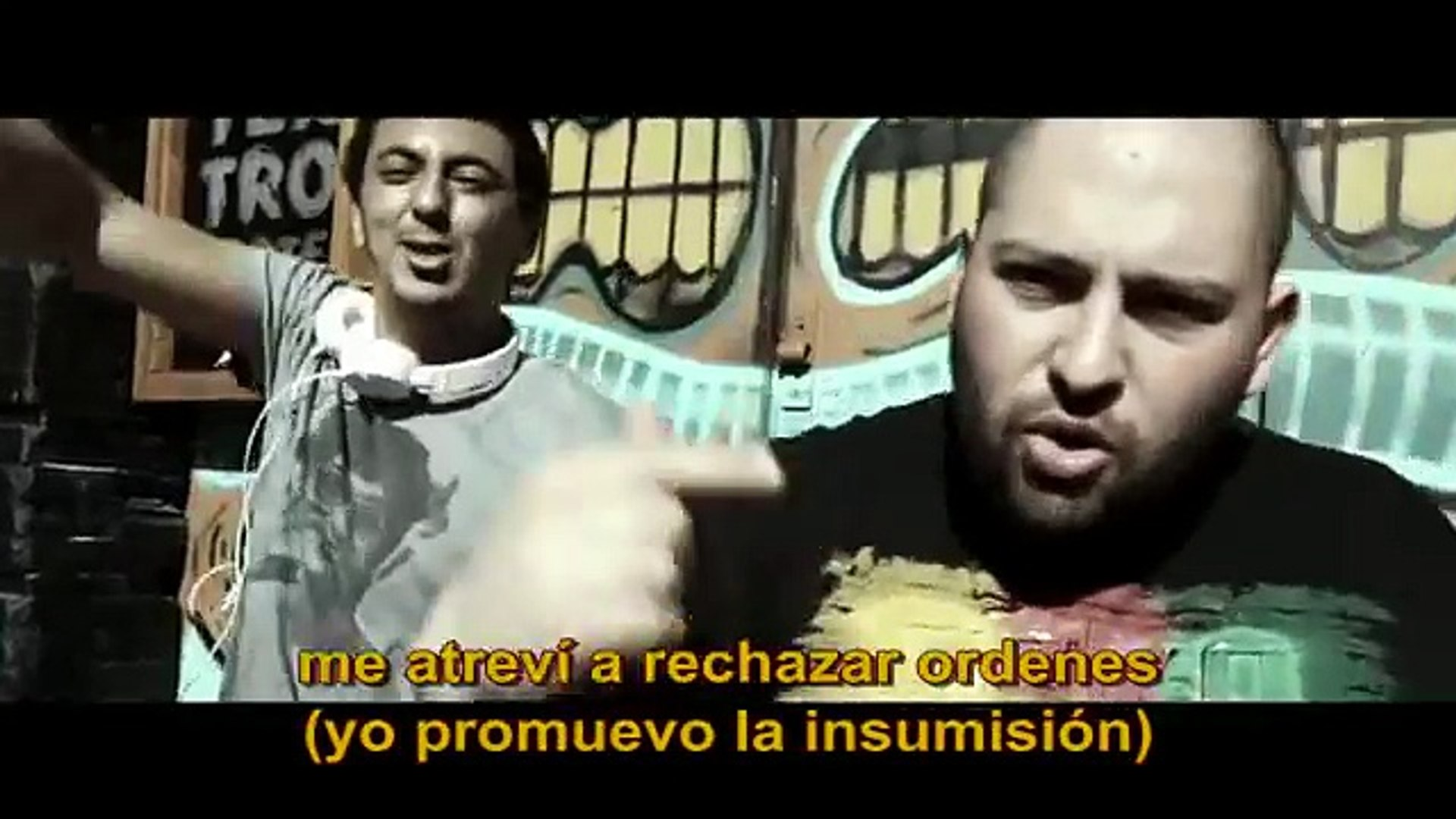 Keny Arkana Jai Osé Subtitulado En Español Por Skalhybur