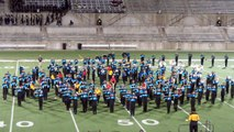 Clements HS Marching Band 10/12/2013 (Texas Marching Classic)