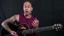 Advanced Guitar Strumming Lesson - Up Strumming