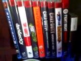 My Xbox 360 & PS3 Gaming Setup & Room. =]