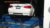 Supercharged BMW E92 M3 Dyno Testing VAC Motorsports