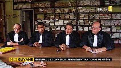 grève tribunal de commerce