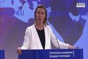 Via libera al piano Ue per l'immigrazione