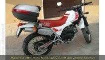 MACERATA, SAN SEVERINO MARCHE   MOTO MORINI  1200 SPORT TIPO VEICOLO SPORTIVE CC 350