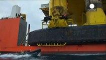 """واشنطن تعطي ترخيصا ل""""شيل"""" للنفط قبالة سواحل ألاسكا"""