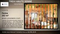 A vendre - Ferme - BEVER - BEVER (LESSENBOS) (LESSENBOS) - BEVER (LESSENBOS) (1547) - 262m²