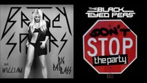 Don't stop the big fat bass(britney spears ft will.i.am vs black eyed peas)
