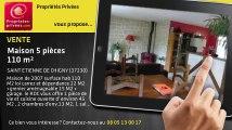 A vendre - maison - SAINT ETIENNE DE CHIGNY (37230) - 5 pièces - 110m²