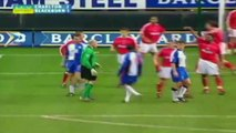 FRIEDEL GOAL VS CHARLTON ATHLETIC (BLACKBURN ROVERS VS CHARLTON ATHLETIC, 21/02/2004)