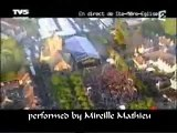 Mireille Mathieu- Chant des Partisans subtitles