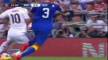 Juventus empató con Real Madrid y clasificó a la final de la Champions League