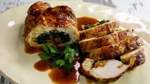 The Perfect Chicken Dinner by Chef Jacques Pepin