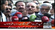 CM Sindh Qaim Ali Shah Promised To Resign if he fails- Over Safoora Incident